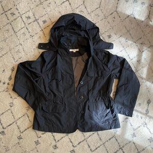 Loft Rain/Wind Jacket with Hood